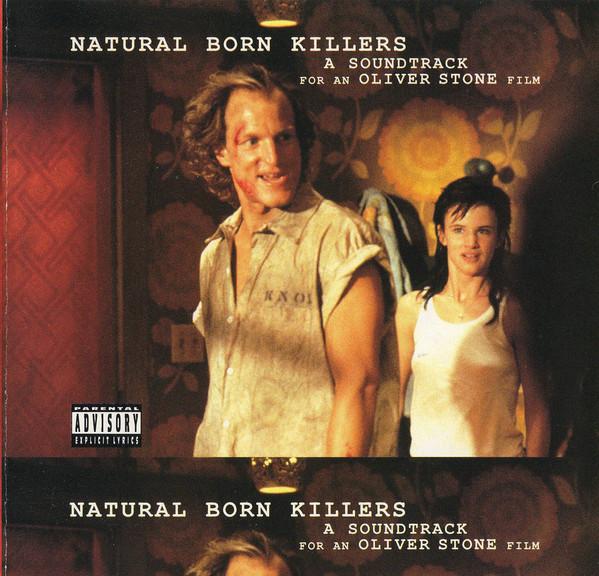 "OST ""Natural born killers"" DOUBLE VINYL"