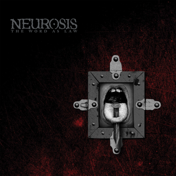 "NEUROSIS ""The word as law"" VINYL"