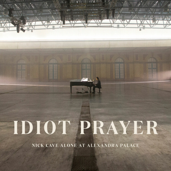 "NICK CAVE ""Idiot prayer"" DOUBLE VINYL"
