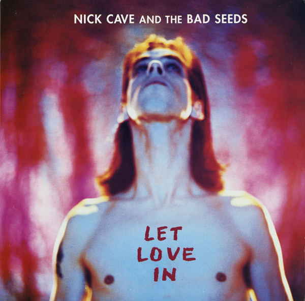 "NICK CAVE & THE BAD SEEDS ""Let love in"" VINYL"