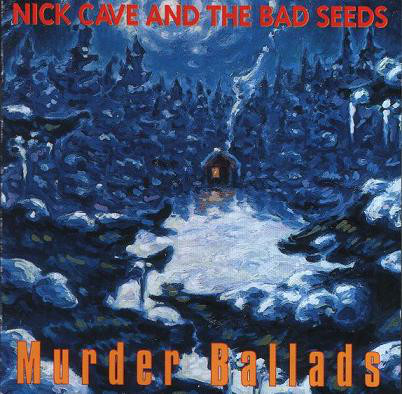 "NICK CAVE & THE BAD SEEDS ""Murder ballads"" DOUBLE VINYL"