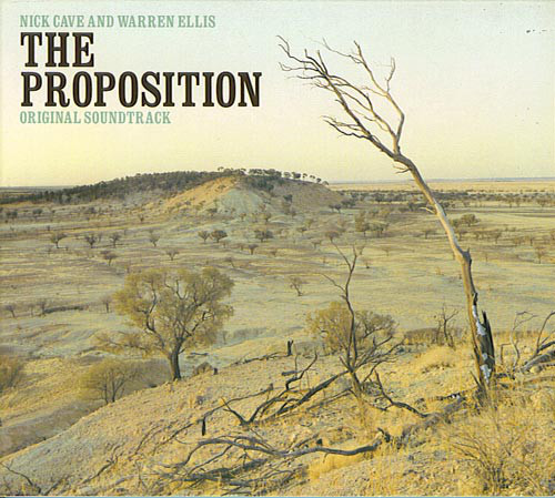 "NICK CAVE & WARREN ELLIS ""The proposition"" CD"