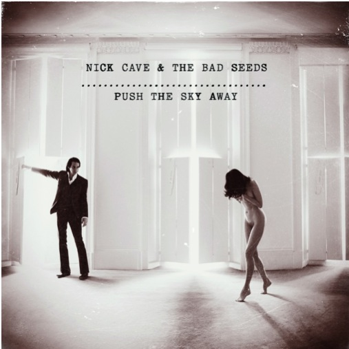 "NICK CAVE & THE BAD SEEDS ""Push the sky away"" VINYL"