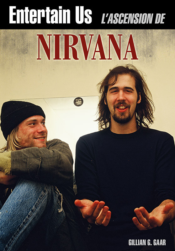 "NIRVANA ""Entertain us"""
