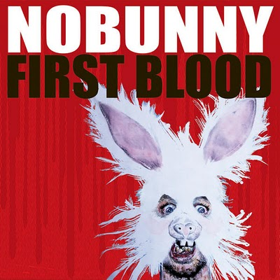 "NO BUNNY ""First blood"" CD"