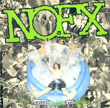 "NOFX ""The Greatest Songs Ever Written"" DOUBLE VINYL"