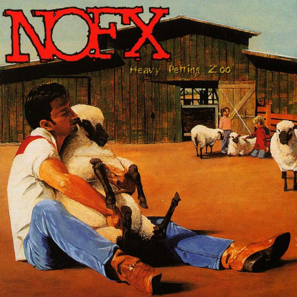 "NOFX ""Heavy petting zoo"" CD"