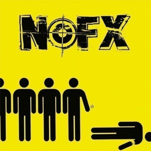 "NOFX ""Wolves in wolves clothing"" VINYL"