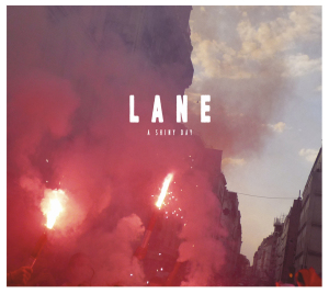 "L.A.N.E ""A shiny day"" CD"