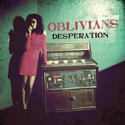 "OBLIVIANS ""Desperation"" Vinyl"