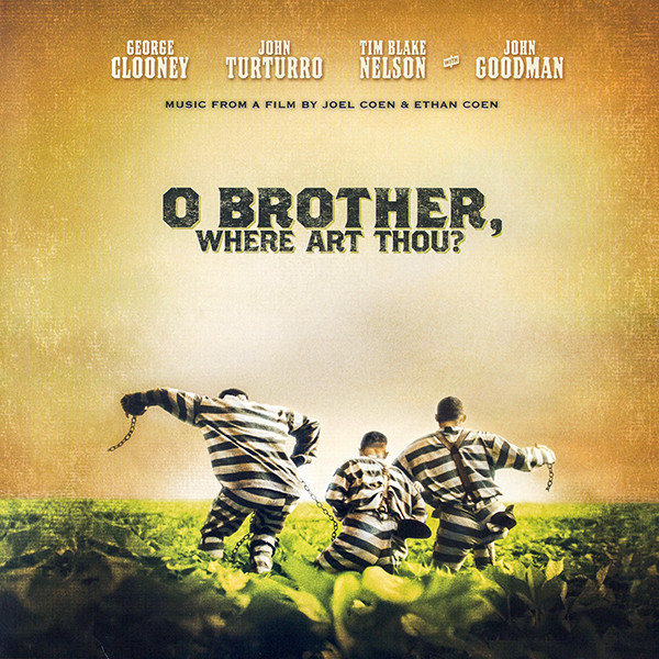 "OST ""O Brother, where art thou?"" DOUBLE VINYL"