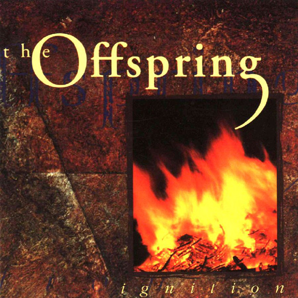 "OFFSPRING ""Ignition"" VINYL"