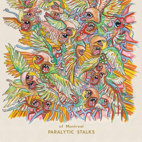 "OF MONTREAL ""Paralytic stalks"" CD"