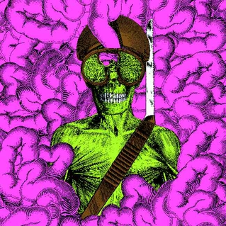 "THEE OH SEES ""Carrion crawler/The dream"" CD"