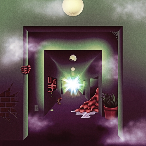 "THEE OH SEES ""A weird exits"" 2LP"