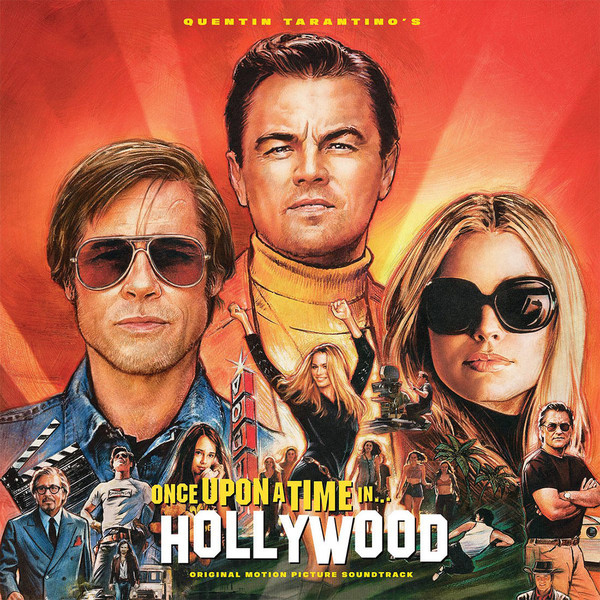 "OST ""Once upon a time in Hollywood"" DOUBLE VINYL"