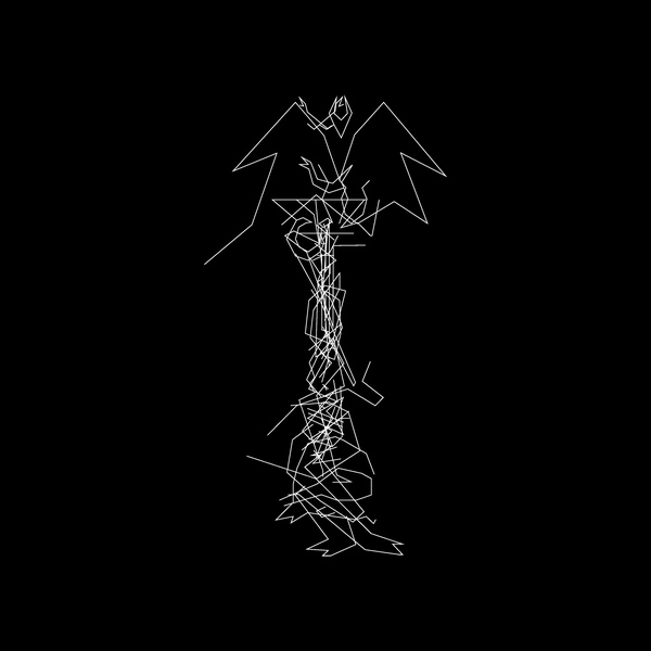 "ONEOHTRIX POINT NEVER ""Garden of delete"" DOUBLE VINYL"