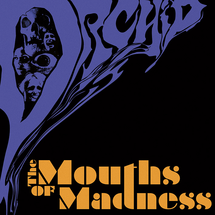 "ORCHID ""The mouths of madness"" LP"