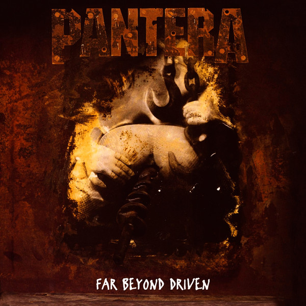 "PANTERA ""Far beyond driven"" DOUBLE VINYL"