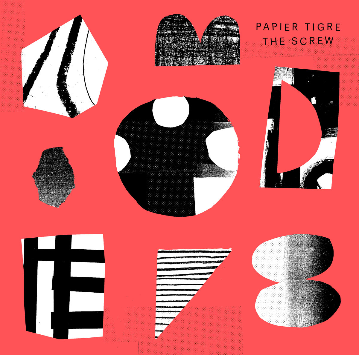 "PAPIER TIGRE ""The screw"" LP"