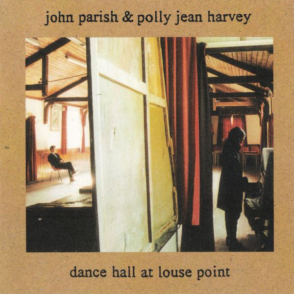 "JOHN PARISH & POLLY JEAN HARVEY ""Dance hall at louse point"" VINY"
