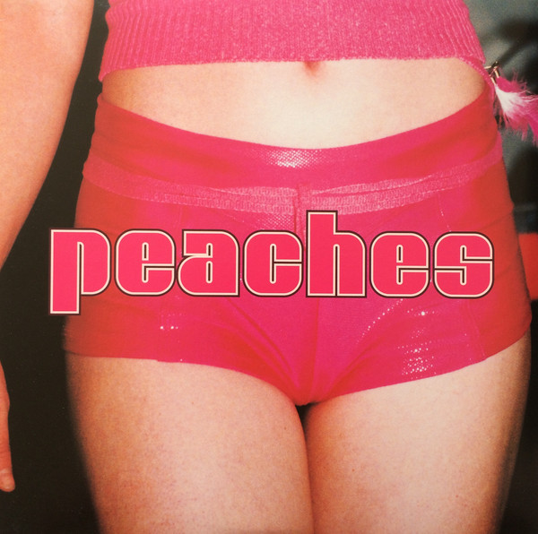 "PEACHES ""The teaches of Peaches"" LP"