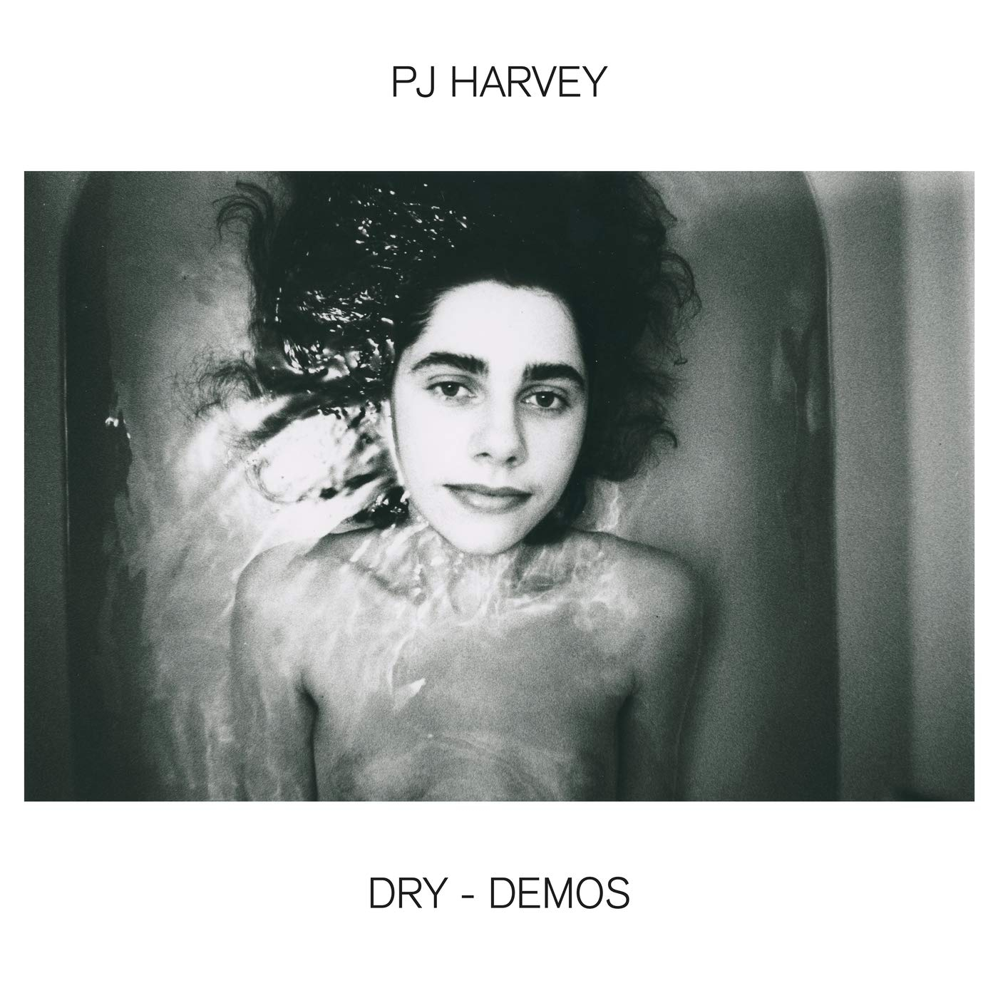 "PJ HARVEY ""Dry demos"" CD"