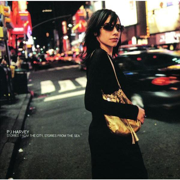 "PJ HARVEY ""Stories from..."" VINYL"