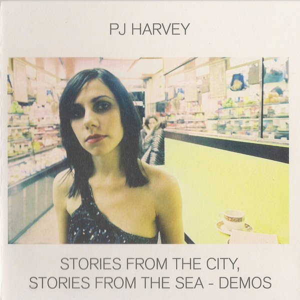 "PJ HARVEY ""Stories from...demos"" CD"