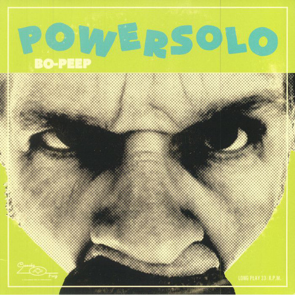 "POWERSOLO ""Bo-peep"" CD"
