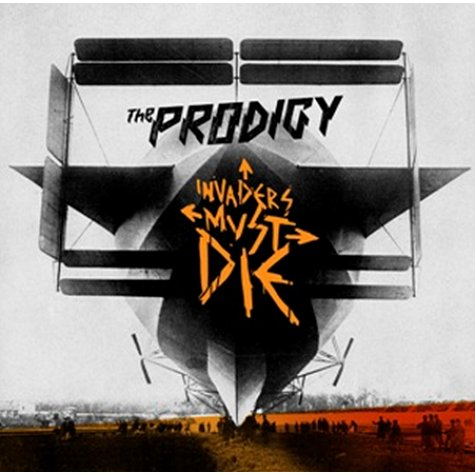 "PRODIGY ""Invaders must die"" CD"