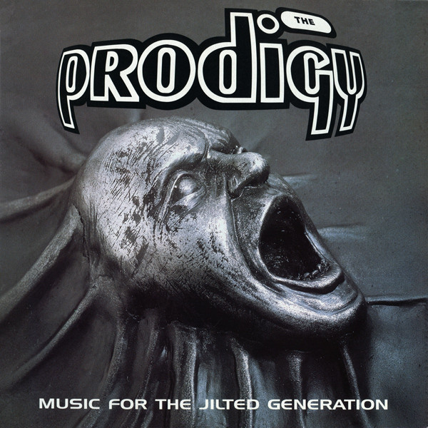 "PRODIGY ""Music for the jilted generation"" DOUBLE VINYL"