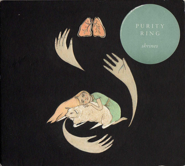 "PURITY RING ""Shrines"" VINYL"