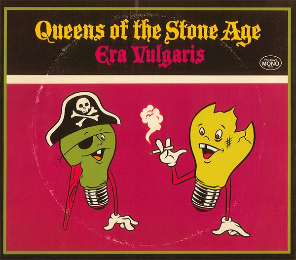 "QUEENS OF THE STONE AGE ""Era vulgaris"" DOUBLE VINYL"