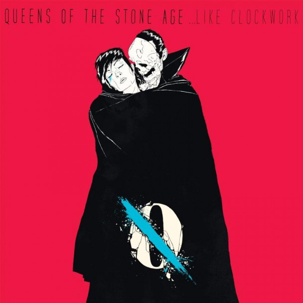 "QUEENS OF THE STONE AGE ""...Like clockwork"" CD"
