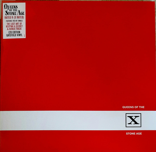"QUEENS OF THE STONE AGE ""Rated R"" VINYL"