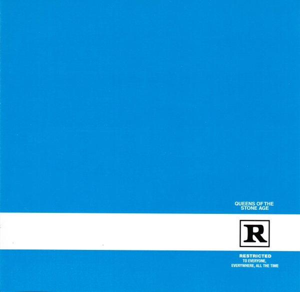 "QUEENS OF THE STONE AGE ""Rated R"" CD"