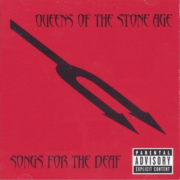 "QUEENS OF THE STONE AGE ""Songs for the deaf"" CD"