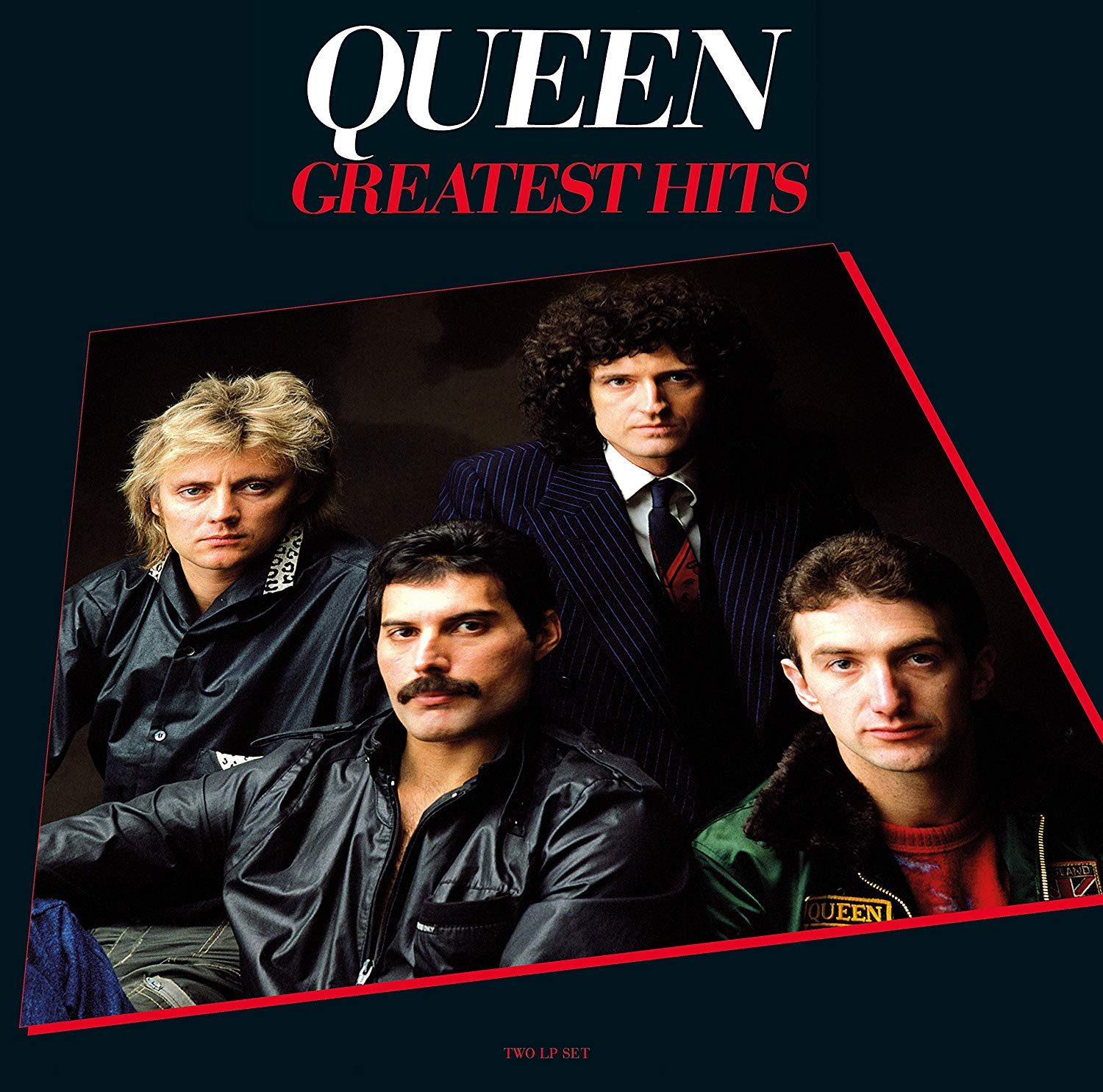 "QUEEN ""Greatest hits"" DOUBLE VINYL"