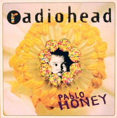"RADIOHEAD ""Pablo honey"" VINYL"