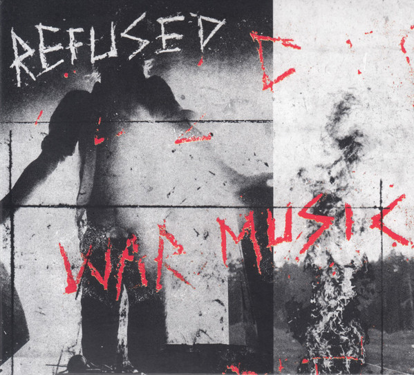 "REFUSED ""War music"" VINYL"
