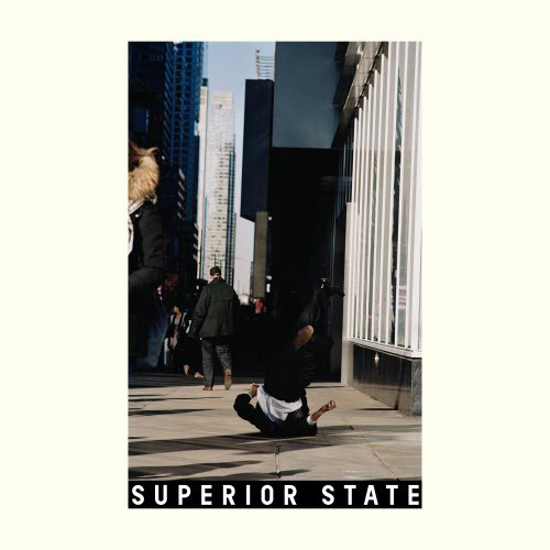 "RENDEZ-VOUS ""Superior state"" CD"