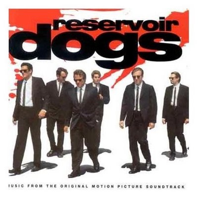 "OST ""Reservoir dogs"" LP"