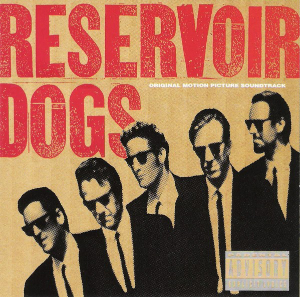 "OST ""Reservoir dogs"" VINYL"