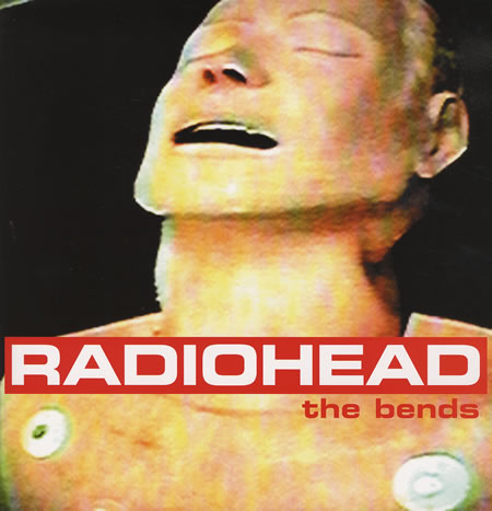 "RADIOHEAD ""The bends"" CD"