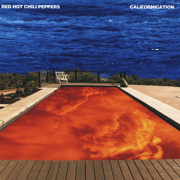 "RED HOT CHILI PEPPERS ""Californication"" VINYL"