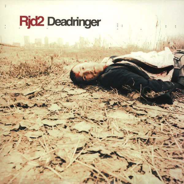 "RJD2 ""Deadringer"" DOUBLE VINYL"