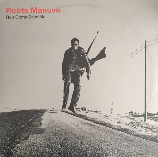 "ROOTS MANUVA""Run come save me"" DOUBLE VINYL"