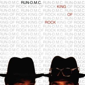 "RUN D.M.C ""King of rock"" VINYL"