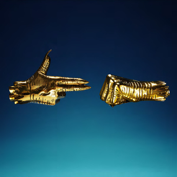 "RUN THE JEWELS ""Rtj 3"" DOUBLE VINYL"